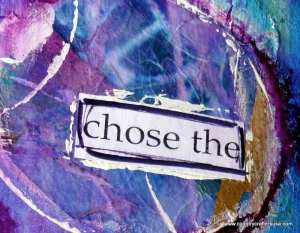 Chosen Moments Art Journal