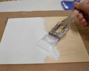 Encaustic Basics Part II- Preparing Substrates, Fusing, Adding Color