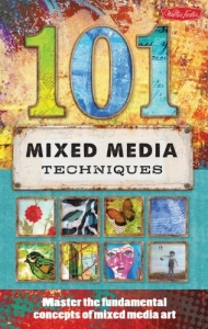 Book Review: 101 Mixed Media Techniques