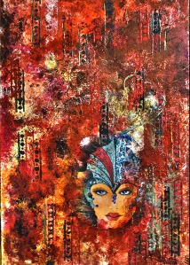 Focal Points in Mixed Media Art